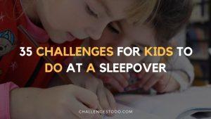 Challenges for kids 300x169 - 127 RETOS DIVERTIDOS PARA NIÑOS EN CASA GIMNASIA Y ACTIVIDADES PARA JUGAR