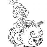 TROLLS Coloring Sheets scaled 150x150 - PACK COLECCIÓN LIBRO DIBUJOS PARA IMPRIMIR Y COLOREAR PDF FÁCILES INFANTILES PARA NIÑOS PRIMARIA GRATIS PARA PINTAR