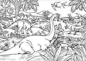 dinosaurios difíciles